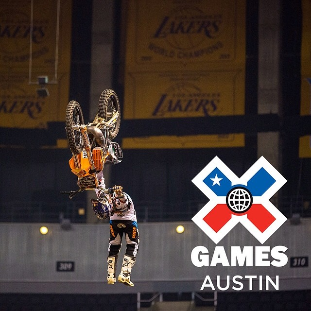 I am most excited about _________ at #xgamesaustin