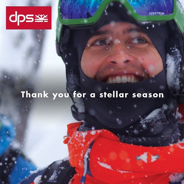 Dear Skiers,  We thank you for a stellar season.  Your support towards the vision of the perfect #ski is real. And your patronage has allowed us to continually invest in new #designs and #technologies, which push the paradigms of what is possible on...