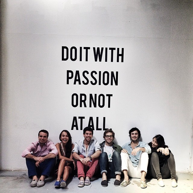 Part of our team and our philosophy #paez #paezshoes