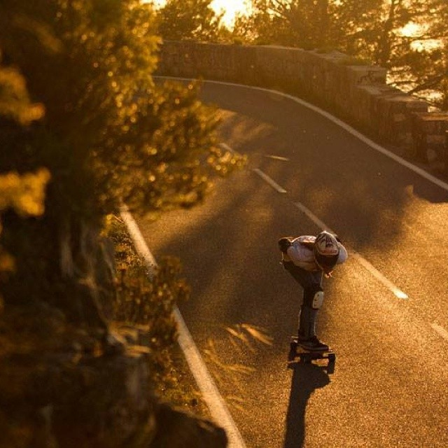 @montseride is such a boss. Christopher Vanderyajt photo. #longboardgirlscrew #girlswhoshred