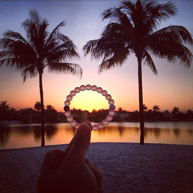 Loving the view through our #lokailense! #sunset #goodnight #livelokai  Thanks @christine_urquiola