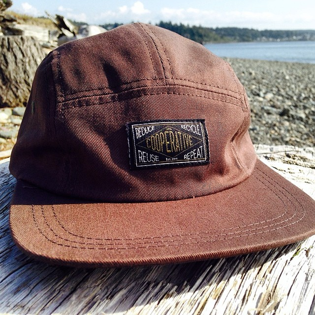 Composter #5panel hat, available now through our partnering retailers. #MindfullyManufactured ♻️ #ReduceReuseRecyleRepeat #PNW