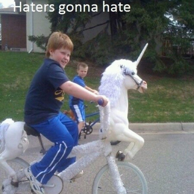 #lmao #thuglife #hatersgonnahate