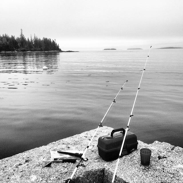 A bad day fishin...