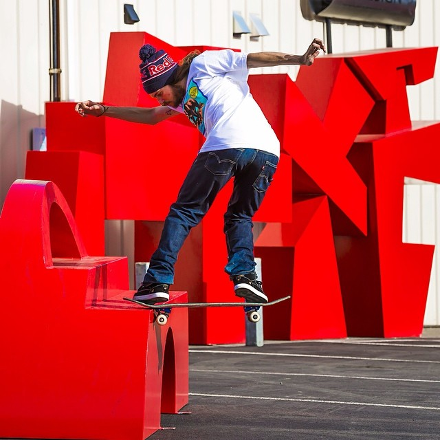 @ToreyPudwill is bringing Skateable Art to Seattle for Red Bull #SkateSpace. Click the link in our profile to go behind the scenes of his latest project.