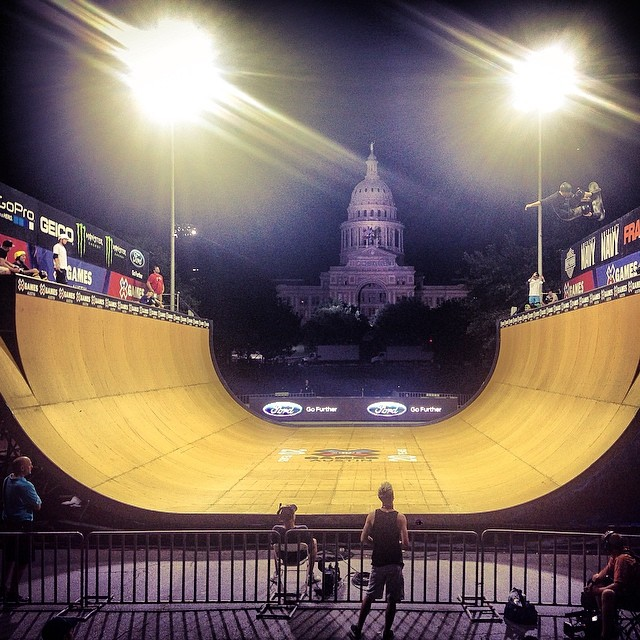 Sleep tight everyone, #XGamesAustin starts tomorrow!
