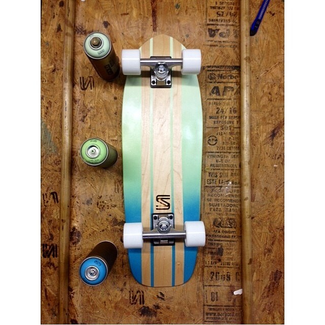 We've got a bunch of these guys shipping out today! #surfnashville #skateboard #handmade #nashville