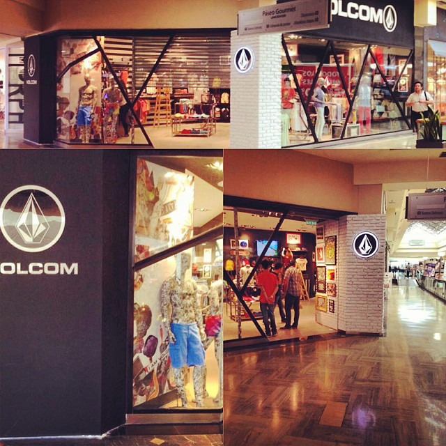 Volcom Unicenter now open los esperamos!!!!! #volcom #volcomUnicenter #volcomstores