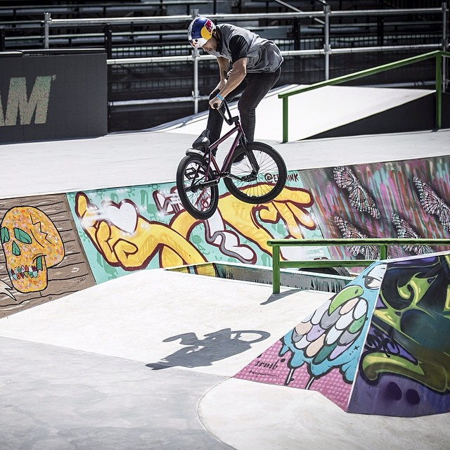 Rail ride to Tailwhips for Days! Congrats to @reynoldsfiend on taking home #XGames Gold.