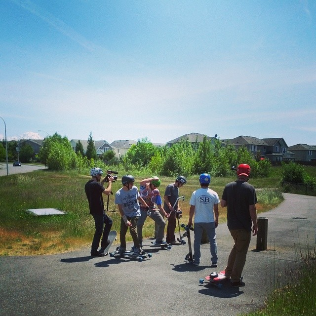 Pinner paths in Washington #Freebord #Spreadtheshred