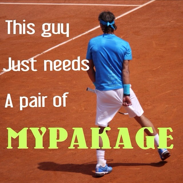 Don't pick your wedgie. Get some MyPakage! Last call to get your order in for #fathersday  www.mypakage.com