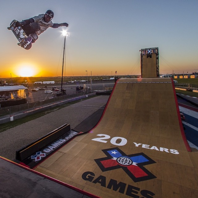Who's watching Skate Big Air on ESPN? These guys are boooosting! #xgamesaustin