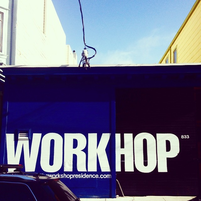 #workshop