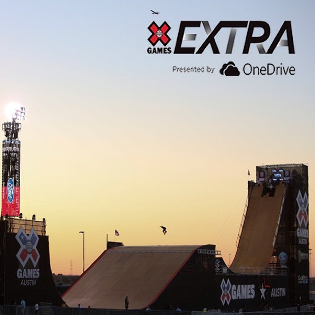The show doesn't stop here! Join us for the official #xgamesaustin post game show right here at XGames.com/XGamesExtra