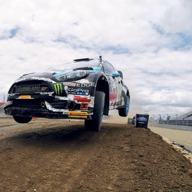 Race day in Austin! #GRC #gopro @kblock43 #xgamesaustin