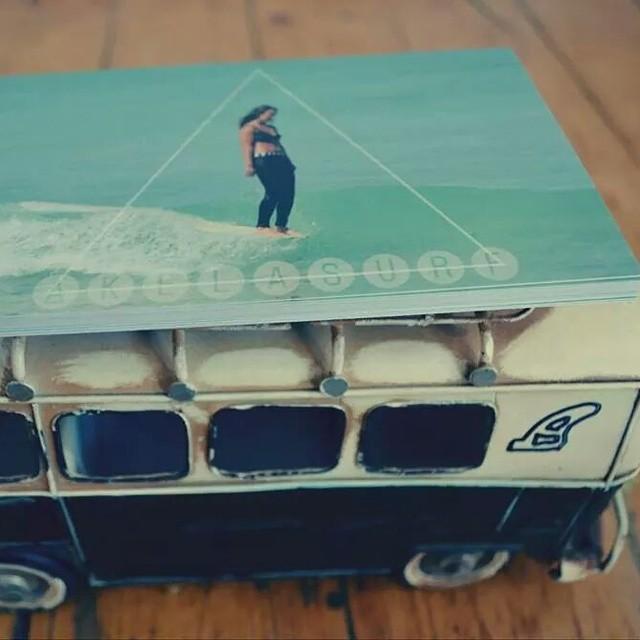 Akela Surf Postcards