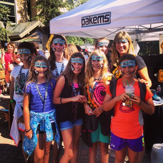 The @pakems1 tent has been a hit at #gopromtngames @gopromtngames #pakems #pakemsinaction #vail