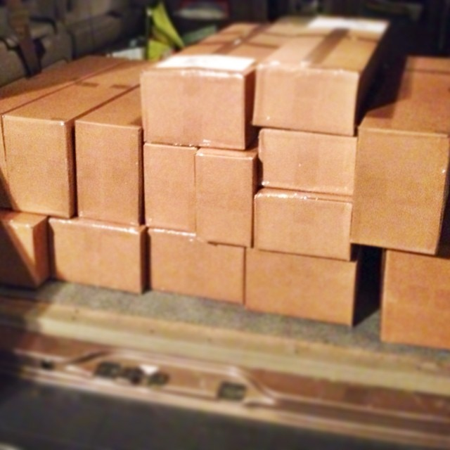 Big shipment of boards going out from the weekend!