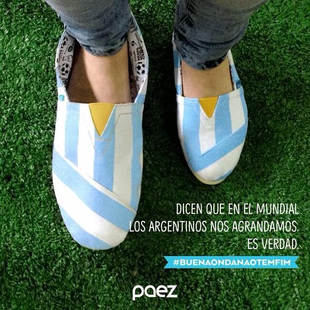 Se viene #worldcup #argentina #buenaondanaotemfim
