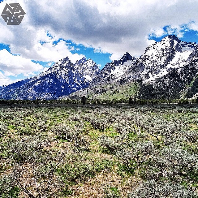 Land of dreams. #avalon7 #thinkoutside #tetons #jacksonhole www.avalon7.co