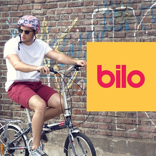 Otoño-Invierno 2014 #bilohelmets#bilo#helmets#comingsoon#design#bike#skate @fede_espejo @bilohelmets