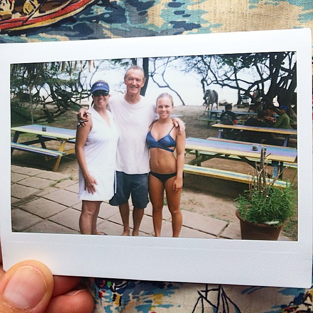 This one time Robert August asked you to take a Poloroid photo with him... #miola #miolainthewild #costarica #puravida #tamarindo #robertaugust #playoutside #dirtbagdarling @bailey.rosen @dirtbagdarling @surfrobertaugust