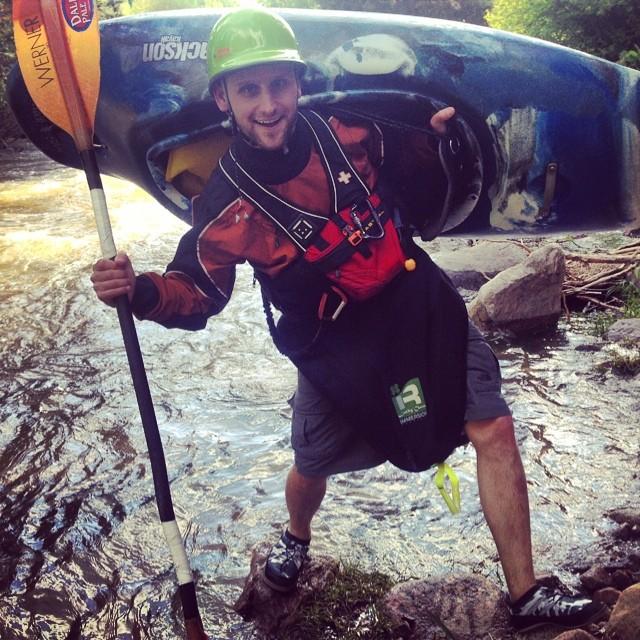 #Pakems make a perfect #kayak #shoe #pakemsinaction #gopromtngames
