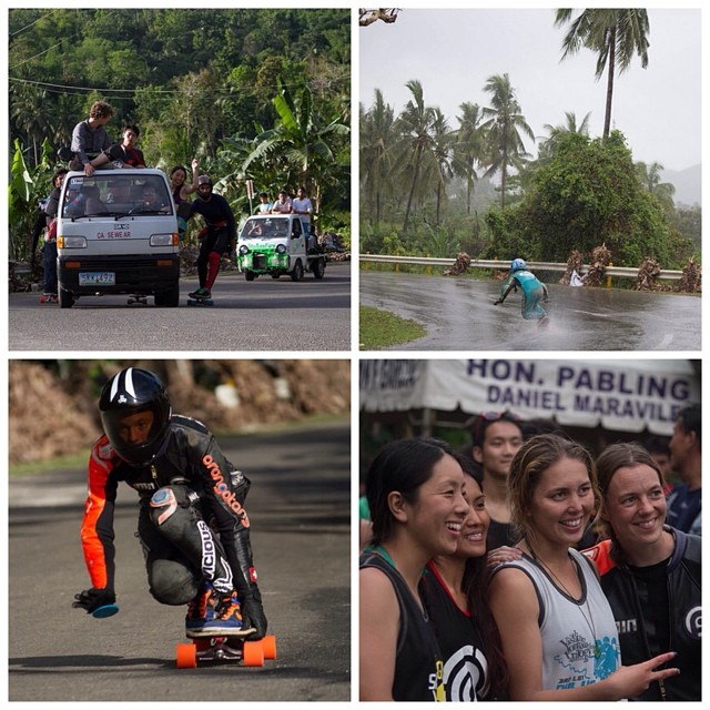 Go to www.longboardgirlscrew.com and check the #VisayanLongboardTrilogy2014 full report by Japanese & Vietnamese ambassadors  @pitufimin & Anna-Selina from @vietshred. One of the best events in Asia #VLT #longboardgirlscrew #girlswhoshred Photos by...