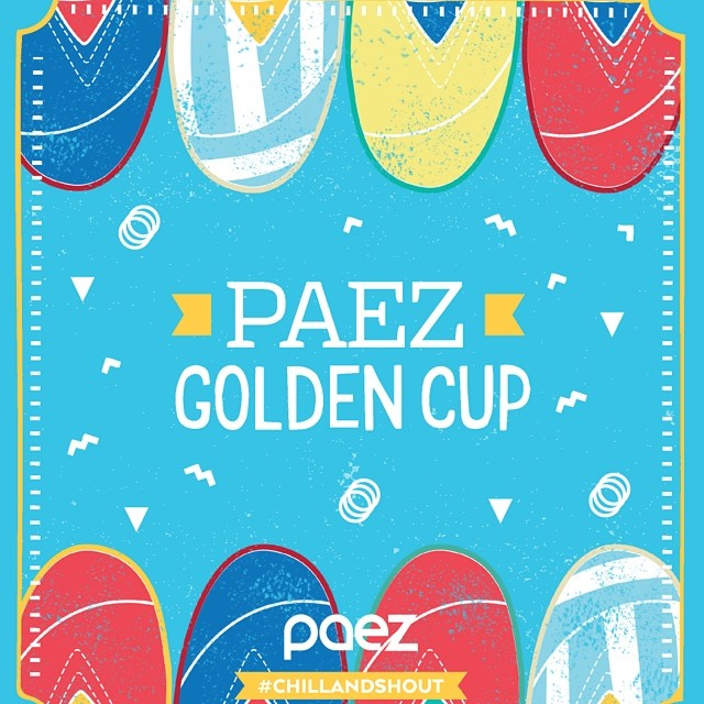 Tomorrow is the big day!! Get your #paezmundial at our Stores and lets celebrate!! #WorldCup #ChillAndShout #BuenaOndaNaoTemFim
