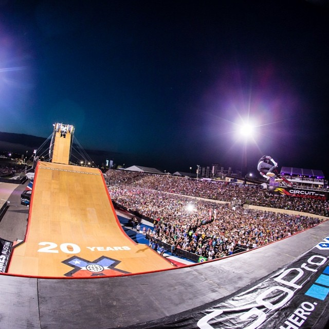 My favorite moment from #XGamesAustin was _______ .