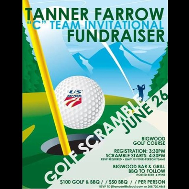 Come support Tan Man June 26th with a fundraiser golf tourney !!