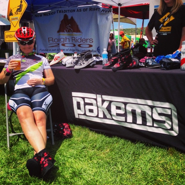 #cycle hard #relax #pakems  #pakemsinaction #colorado #erockride #outdoors #beer