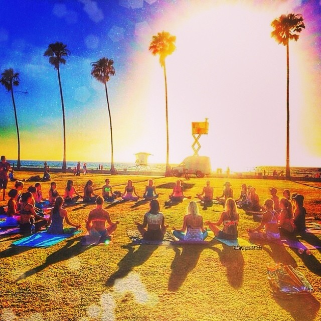 What a great shot from @jakespencer!! Check out this amazing photographer that captured all the light and love at the #mermaidmeetup last week!! @stoked_yogi @zengirlmandy @kathrynmccann @fluid_sup @ayamihiroshige @bellaellaful @rivkayoga @alissayoga...