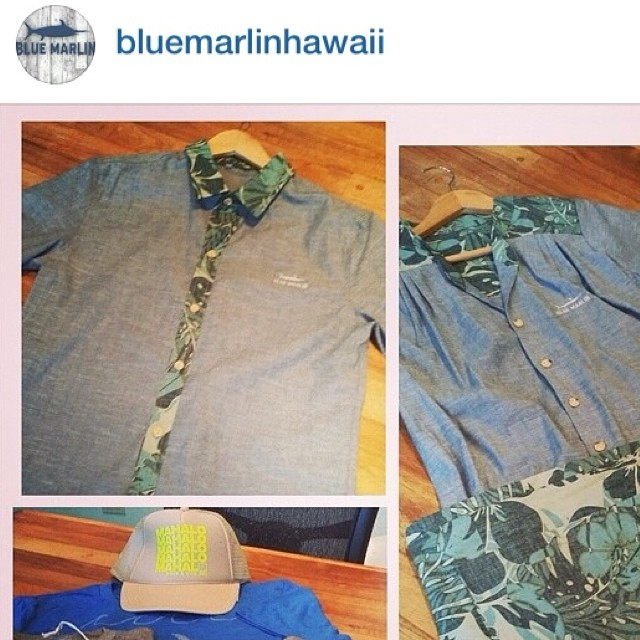 @bluemarlinhawaii has #Organik #mahalo #truckerhats for their grand opening in #waikiki #hawaii. #regram #repost