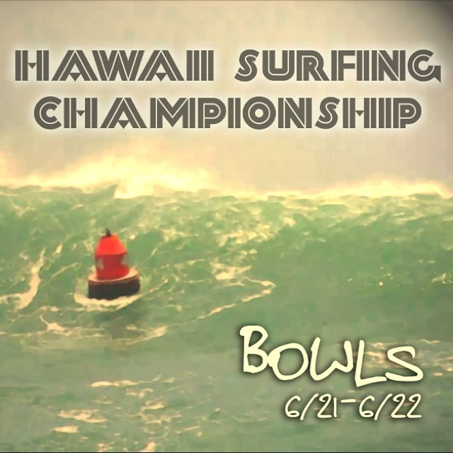 Signups for the Ala Moana Bowls competition of the Hawaii Surfing Championship has officially started! An early, priority signup was given to those who competed in last months surfmeet at Kewalos, but now it is open to everyone. Go to...