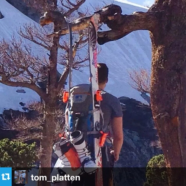 #Repost from @tom_platten getting after it in his #freebird's this summer! Nice work!