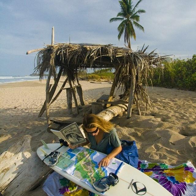 Been in my office lately planning my next adventure... #SurfSurviveSustain