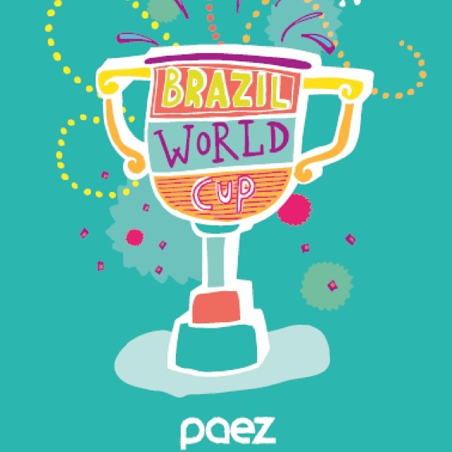 About to begin!!!!!! #paez #worldcup #buenaondanaotemfim