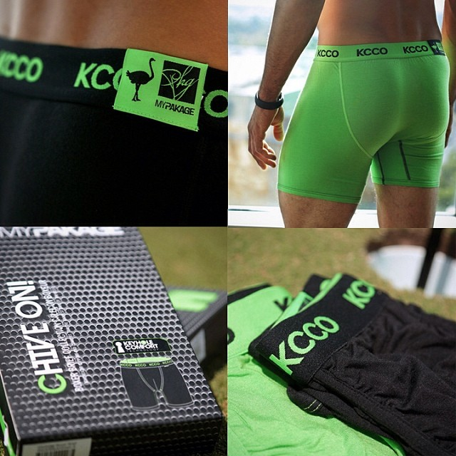 @thechive and @mypakage teamed up to create the world's greatest underwear ever. They are now available on @thechivery while supplies last! #mypakage #kcco #thechive  www.thechivery.com/products/kcco-mypakage