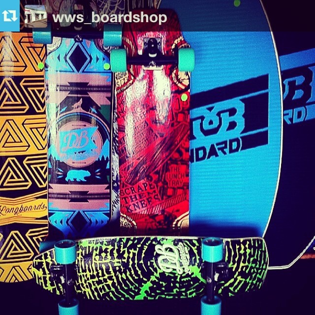 #Repost from @wws_boardshop These guys have been supporting us for years, hit them up if you're in Bellingham! #lunchtray #cloudride #atlastrucks #dbskimboards --- Fresh product in from @dblongboards and skimboards! All pressed here in the northwest!...