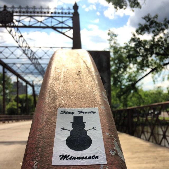 #FrostyHeadwear #Minnesota