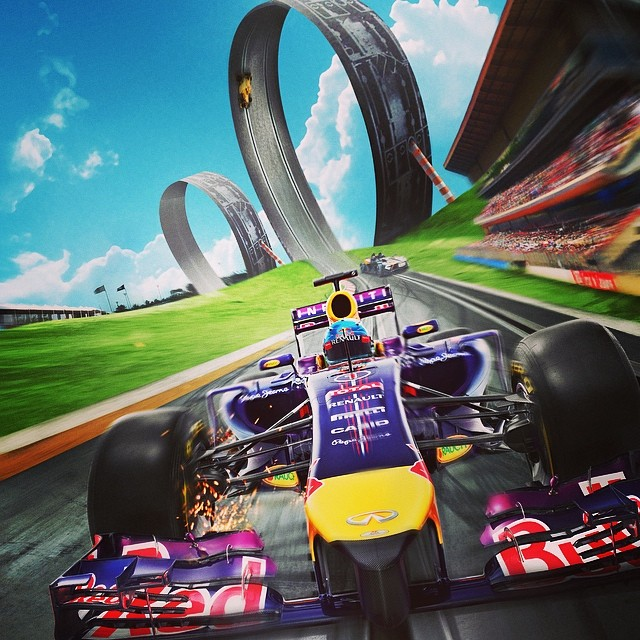 Fancy racing the Red Bull Ring? Upgrade your game with new tracks. Use the link in the profile. #redbullring #gaming #redbullracers