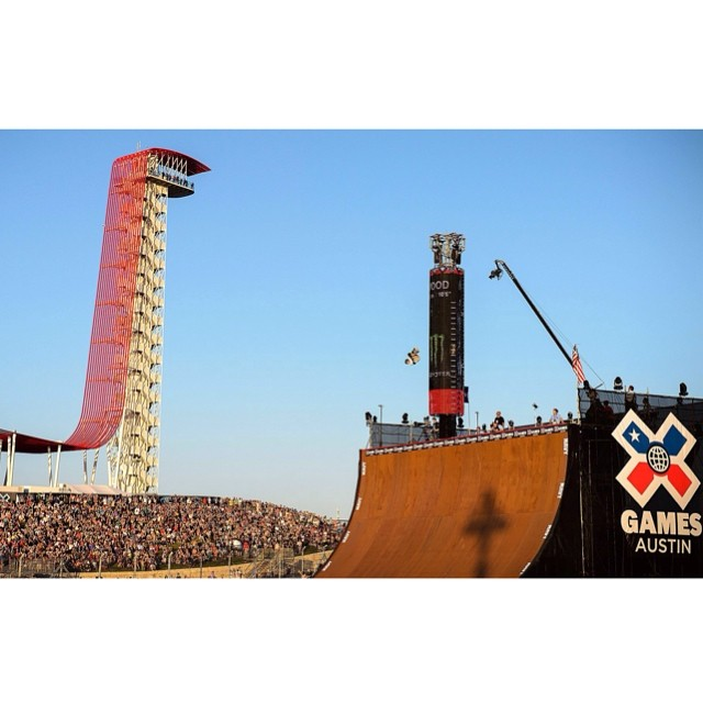 Miss anything from #XGamesAustin? Catch the full anthology show Sunday at 1pm ET on @ESPN Photo @joshdup