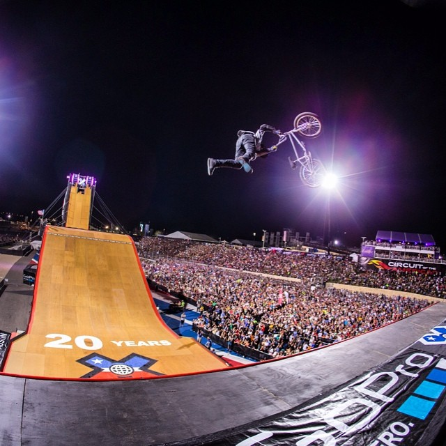 Catch all the highlights from #XGamesAustin today on the official anthology show at 1pm ET on @espn  Photo @espn_images