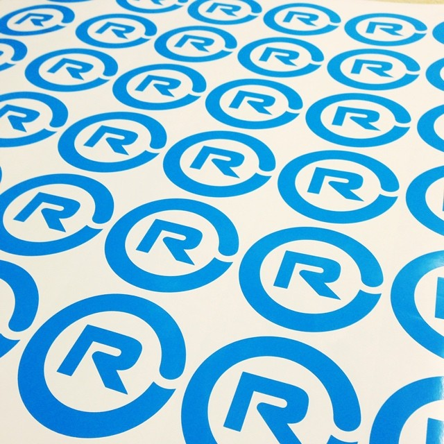 We have some fresh die cut decals going out with every board order!