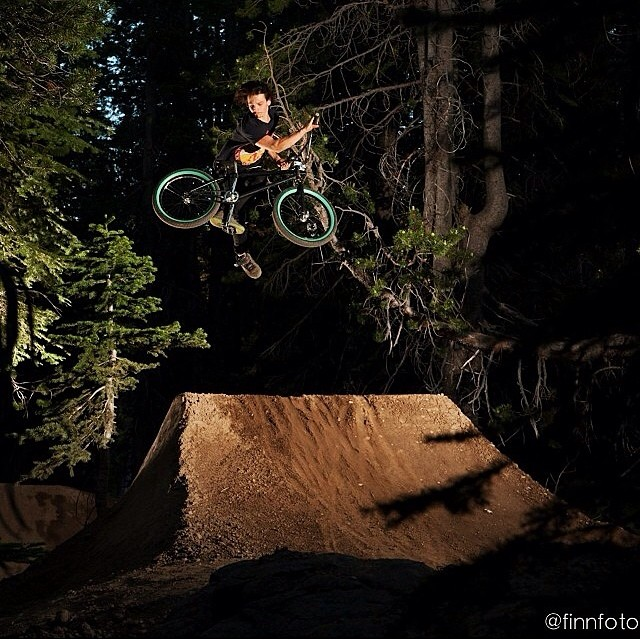A Banger in the woods by @salsaavedra PC: @finnfoto #repost #bulthelmets #bult