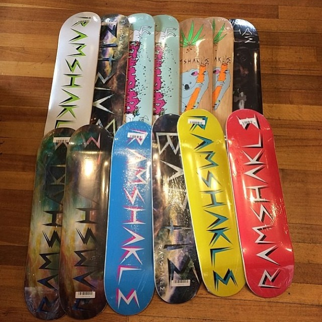 Shout out to @geelongskateshop who is now stocked up! Head down and #getshakled