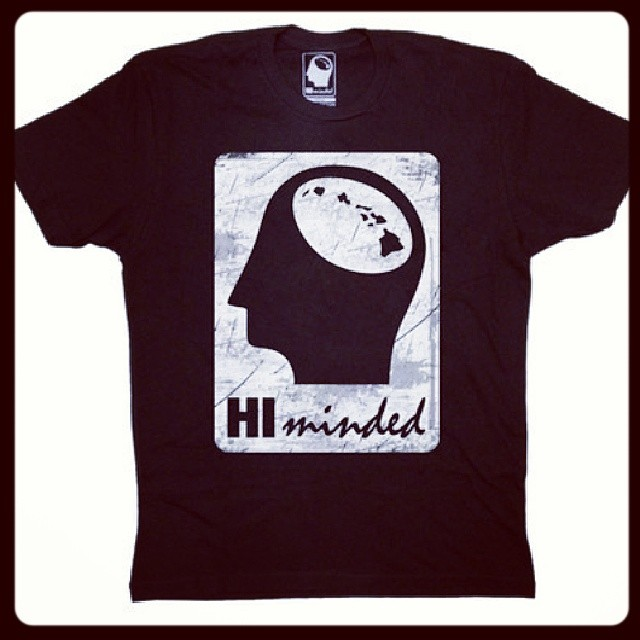 New HI Minded 'Big Head' T.  Simple but still bad ass!!! Comes in various colors.  NEW WEBSITE COMING SOON!!! stay tuned.  #himinded #surfing #hawaii #maui #surfcompany #surfshirt #surf