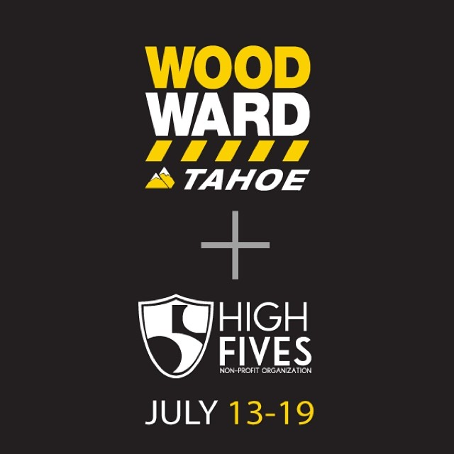 The #High5ives @woodwardtahoe Summer Camp Week 5 is July 13-19th! Register TODAY for the best week of the summer. Use promo code: FIVES14 and $50 will be donated to the Foundation! (woodwardtahoe.com)