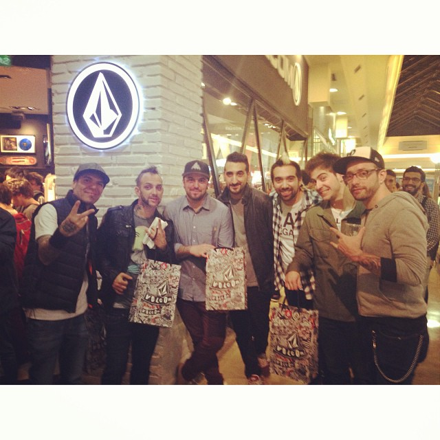 Volcom Family #opening #infierno18 #ErucaSativa #Carajo #volcom #VolcomEnt #Unicenter